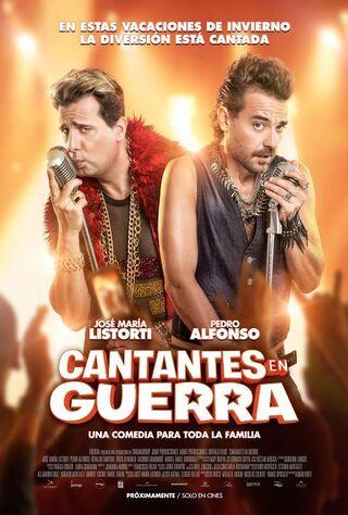 Cantantes En Guerra (2017) Main Poster