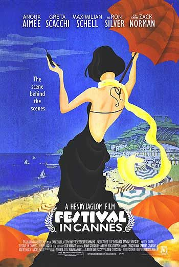 Festival In Cannes (2002) Main Poster