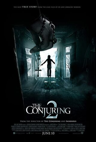 The Conjuring 2 (2016) Main Poster
