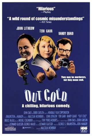 Out Cold (1989) Main Poster