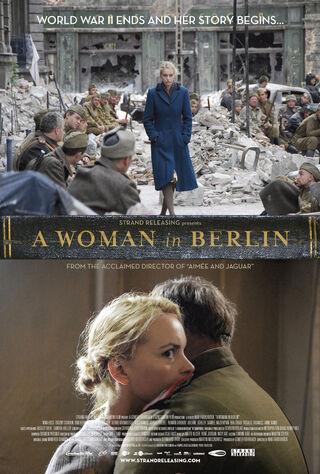 Anonyma - Eine Frau In Berlin (2008) Main Poster