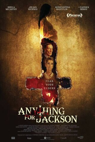 Anything For Jackson (2020) Main Poster