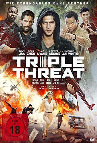 Triple Threat (2019) Main Poster