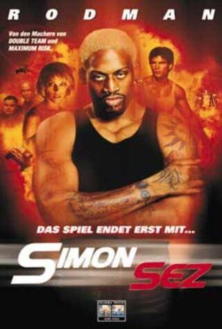 Simon Sez (1999) Main Poster