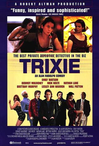Trixie (2000) Main Poster