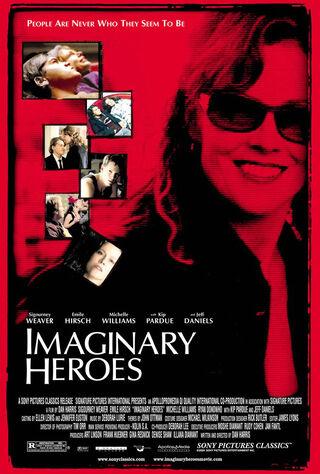 Imaginary Heroes (2005) Main Poster