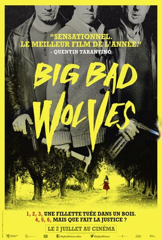 Big Bad Wolves (2013) Main Poster