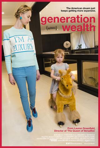 Generation Wealth (2018) Main Poster