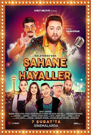 Sahane Hayaller (2020) Main Poster