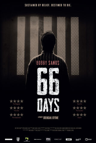 Bobby Sands: 66 Days (2016) Main Poster