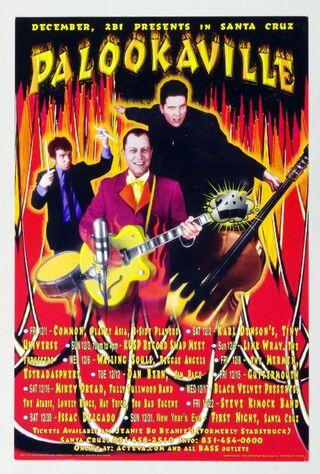 Palookaville (1996) Main Poster