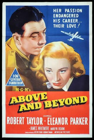 Above And Beyond (2015) Main Poster
