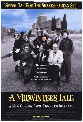 A Midwinter's Tale (1996) Main Poster