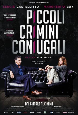 Piccoli Crimini Coniugali (2017) Main Poster