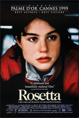 Rosetta (1999) Main Poster