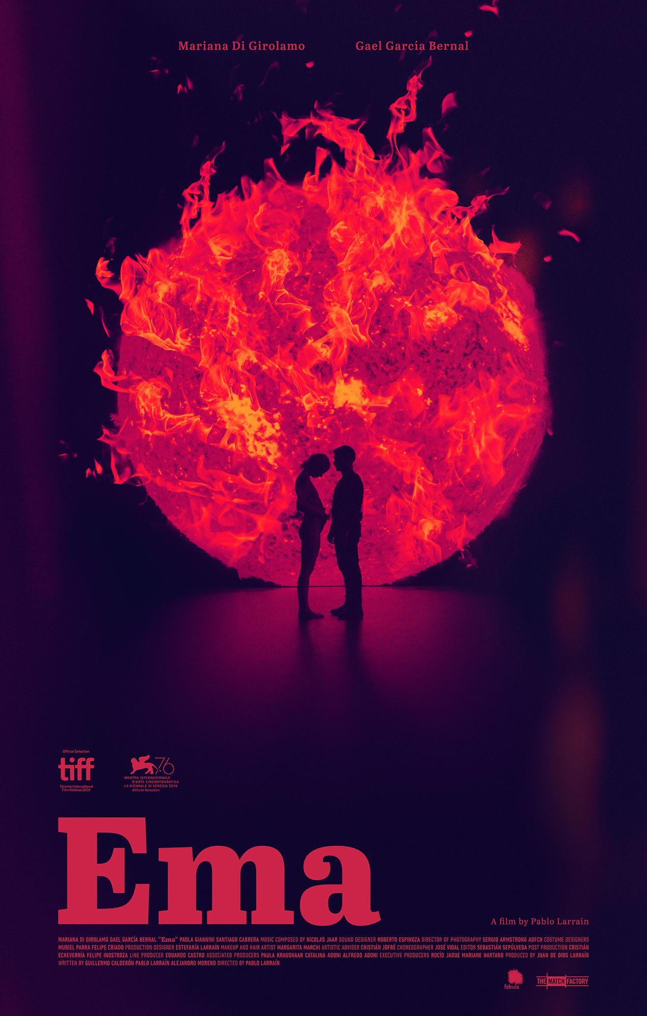 Ema (2021) Main Poster