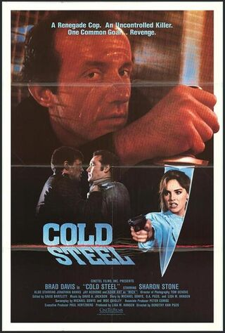 Cold Steel (1988) Main Poster
