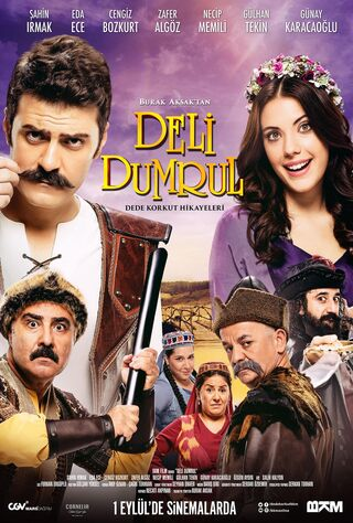 Deli Dumrul (2017) Main Poster