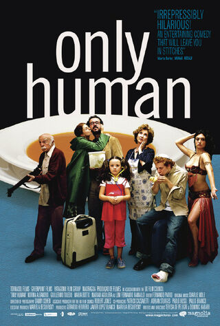 Only Human (2004) Main Poster