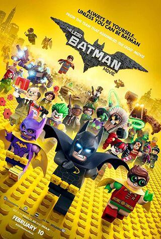 The Lego Batman Movie (2017) Main Poster