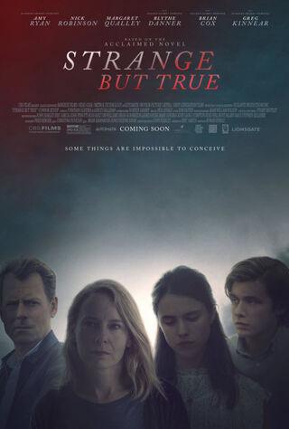Strange But True (2019) Main Poster