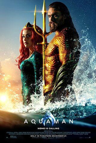 Aquaman (2018) Main Poster