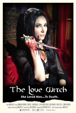 The Love Witch (2017) Main Poster