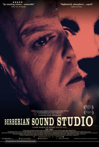 Berberian Sound Studio (2012) Main Poster