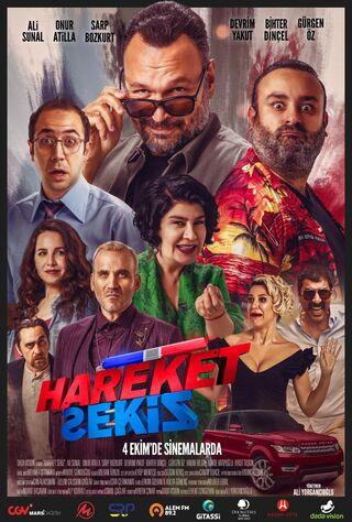 Hareket Sekiz (2019) Main Poster