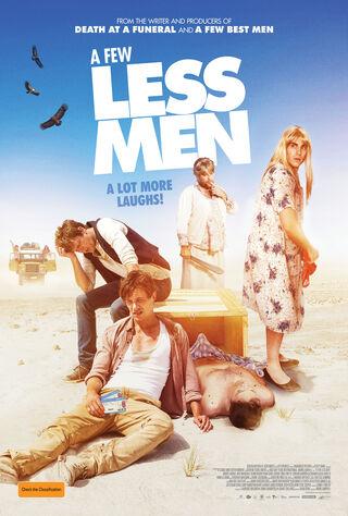A Few Less Men (2017) Main Poster