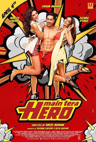 Main Tera Hero (2014) Main Poster
