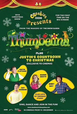 CBeebies Christmas Show: Thumbelina (2018) Main Poster