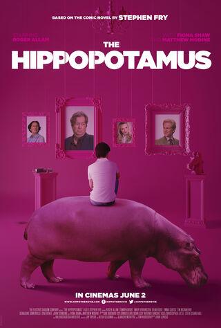 The Hippopotamus (2017) Main Poster