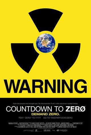 Countdown To Zero (2010) Main Poster