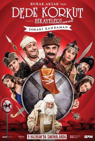 Salur Kazan: Zoraki Kahraman (2017) Main Poster