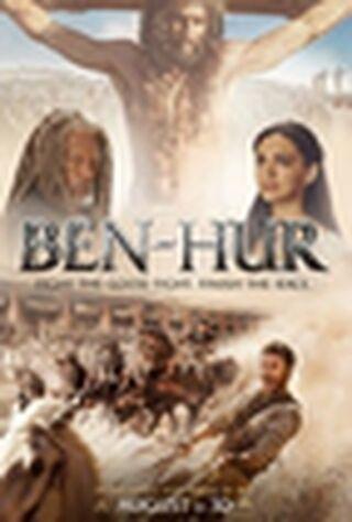 Ben-Hur (2016) Main Poster