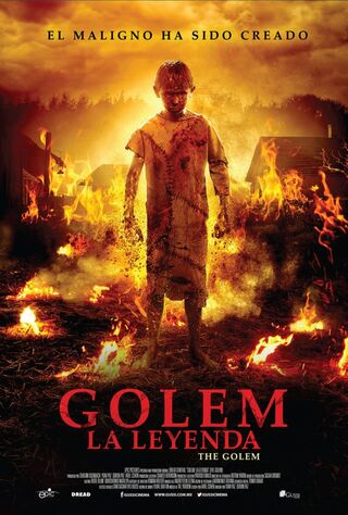 The Golem (2019) Main Poster