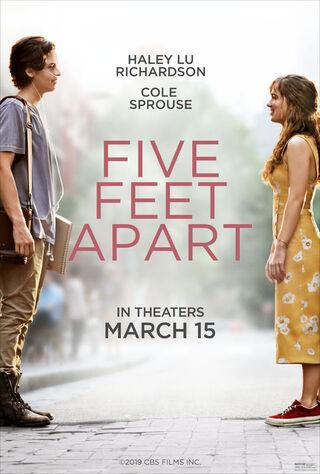 Five Feet Apart (2019) Main Poster