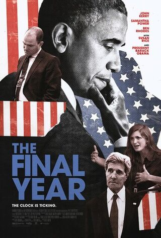 The Final Year (2018) Main Poster