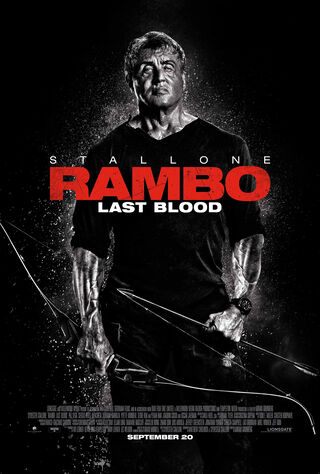 Rambo: Last Blood (2019) Main Poster