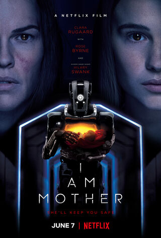 I Am Mother (2019) Main Poster