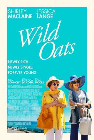 Wild Oats (2016) Main Poster