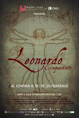 Leonardo 500 (2020) Main Poster