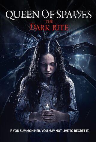 Queen Of Spades: The Dark Rite (2016) Main Poster