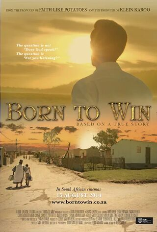 Born To Win (2016) Main Poster