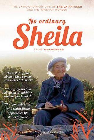 No Ordinary Sheila (2017) Main Poster