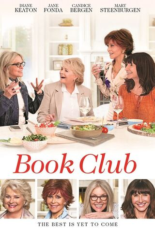 Book Club (2018) Main Poster
