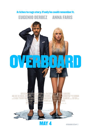Overboard (2018) Main Poster