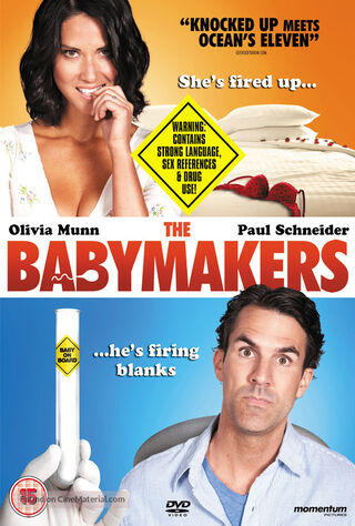 The Babymakers (2012) Main Poster