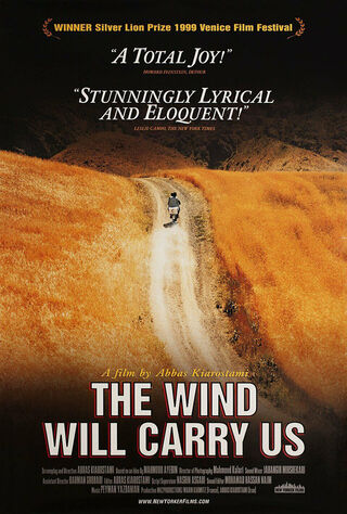 The Wind Will Carry Us (1999) Main Poster